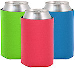 Blank Sewn Collapsible Can Coolers